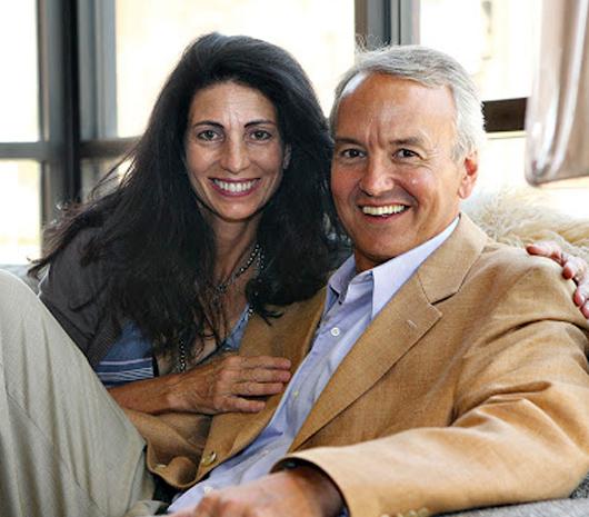 Sarah and Jim DeWitt