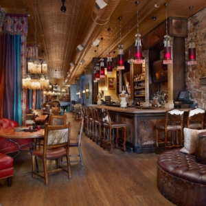 View of Carpenter Bar in Sioux Falls, South Dakota, designed by DeWitt